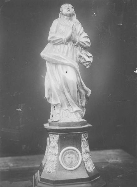 Statuette : Notre-Dame de Peillonnex