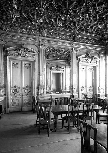 Salon du premier étage