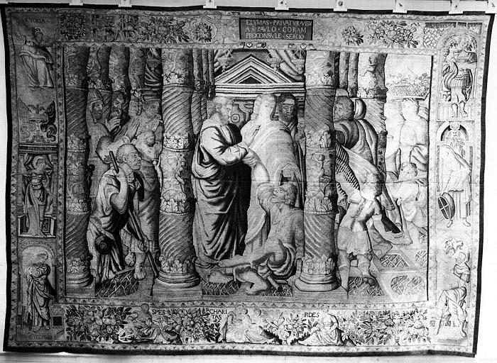 Saint Paul, tapisserie
