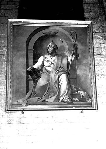 Saint Pothin, peinture sur toile