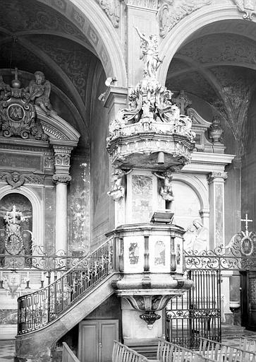 Chaire des Carmes Déchaussés, chapelle