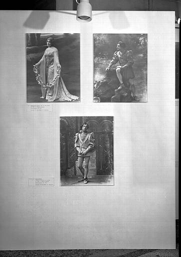 Claude Debussy : Pelléas et Mélisande (cat. 23, 22, 21)