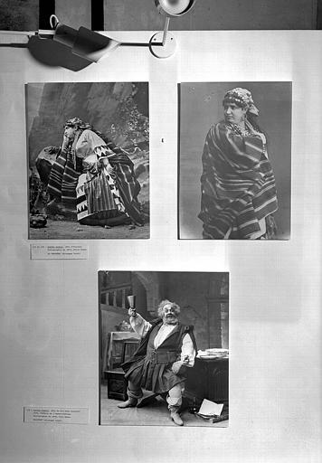 Verdi. Le Trouvère (cat. 133, 134), Falstaff (cat. 138)