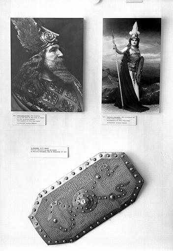 Richard Wagner : La Walkyrie cat. 146, 147