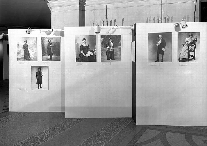 Puccini : La Bohême (cat. 106,107, 108), La Tosca (cat. 109); A. Bruneau : Le Rêve (cat. 19); Boieldieu : La Dame Blanche (cat. 18); G. Pierné : La fille de Tabarin (cat. 105)