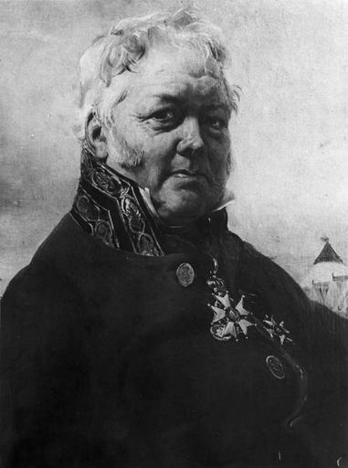 tableau : Portrait de René Nicolas Dufriche, baron Desgenettes