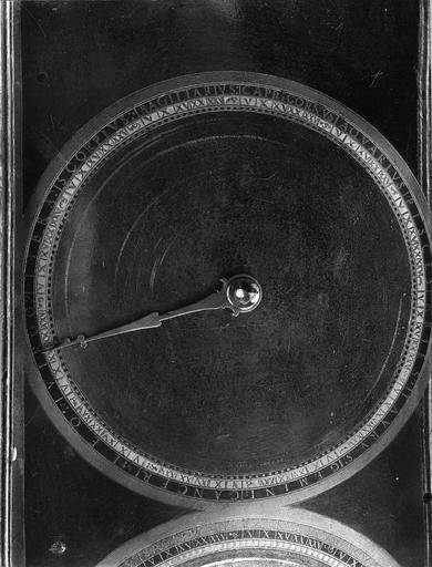 Horloge astronomique construite pour le cardinal Charles de Lorraine, archevêque de Reims