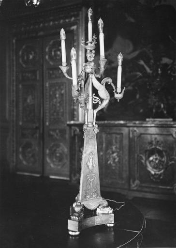 Chandelier (paire de candélabres)