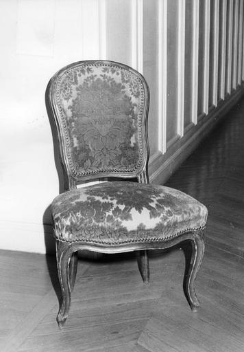 Chaise cabriolet
