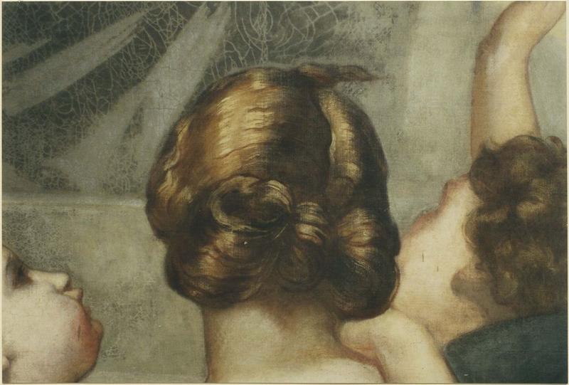 tableau : L'Apothéose de sainte Thérèse
