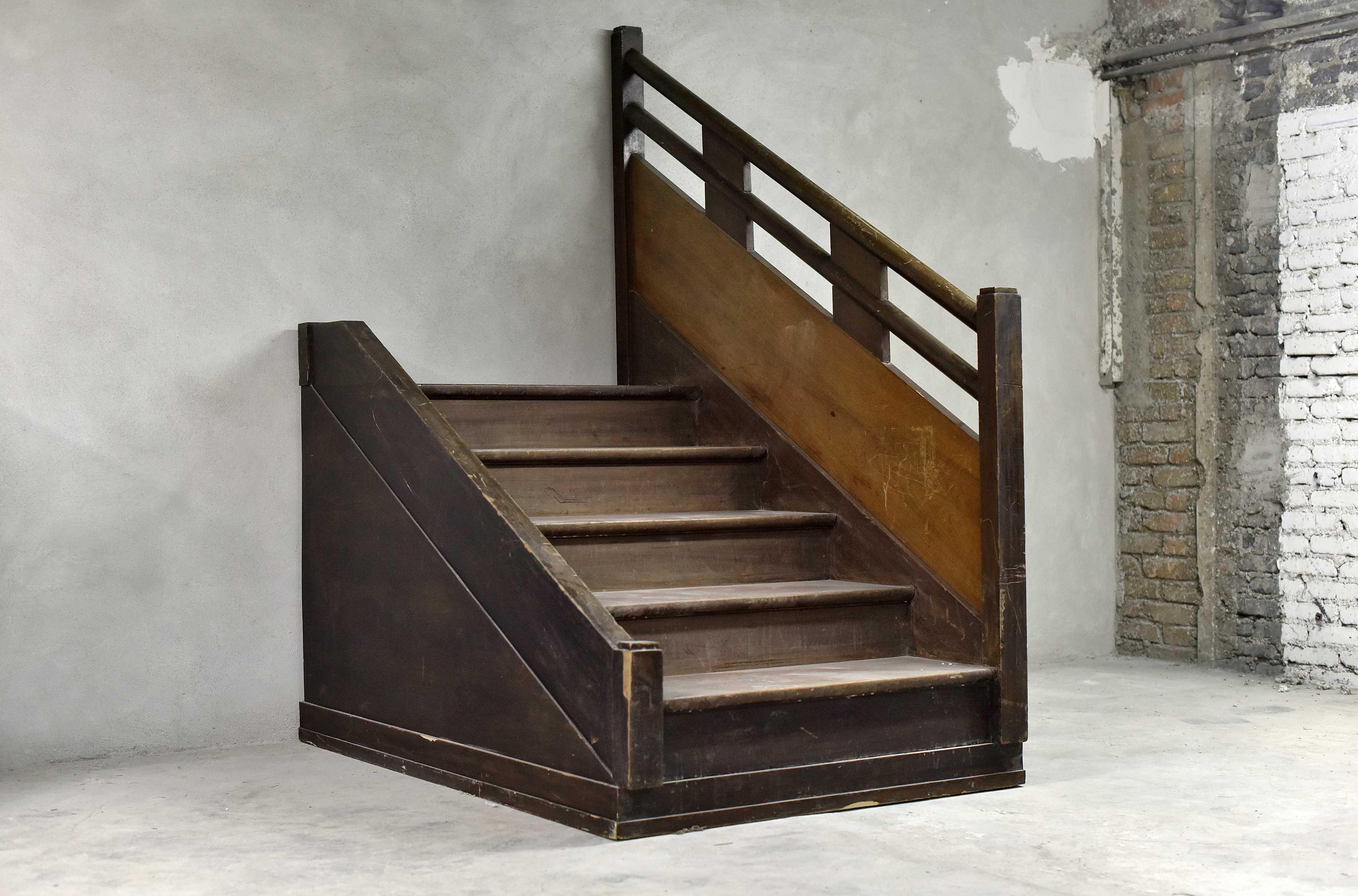 Deux escaliers (pendants)