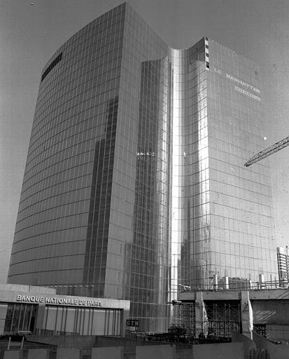 Tour de la Cogedim : Le Manhattan