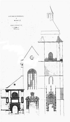 Eglise Notre-Dame de Recouvrance