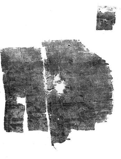 Tissu photographié sur l'endroit : Histoire de Joseph