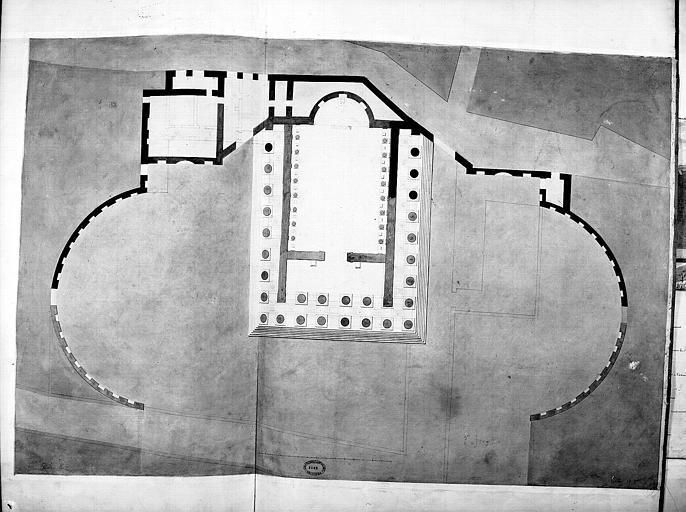 Plan général (folio 7)