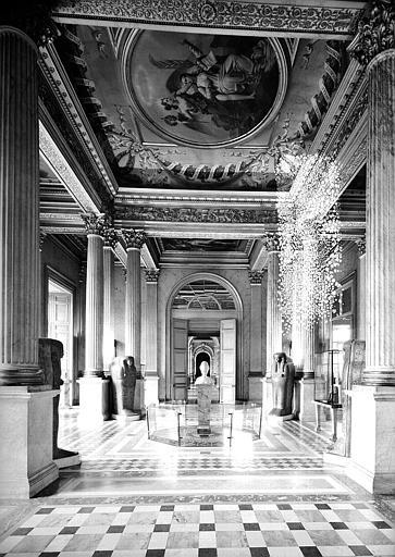 Galerie Charles X : Vue d'ensemble de la 5e salle