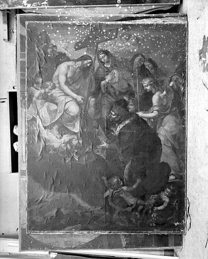 Ancienne chapelle des Pénitents Blancs