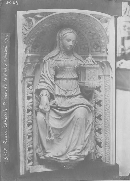 tombeau des cardinaux Georges Ier et Georges II d'Amboise