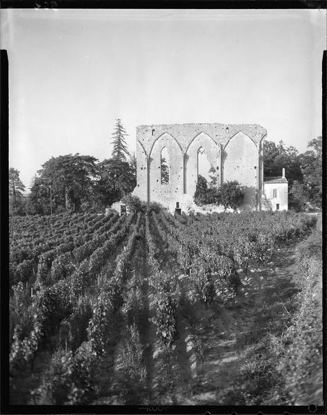 Ancienne église du couvent des Dominicains, dit des Jacobins