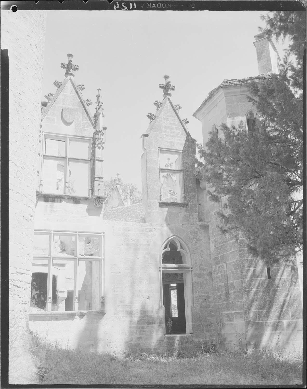Façade gothique