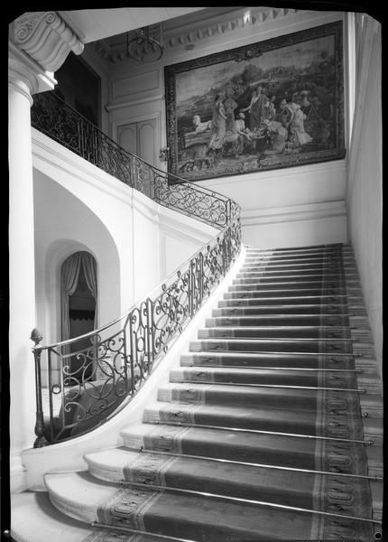 Hôtel de Beauharnais, actuellement résidence de l'ambassadeur d'Allemagne