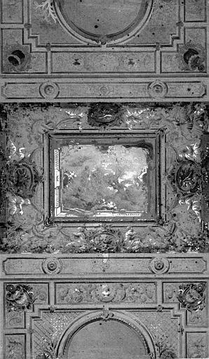 Etude de plafond : Orphée