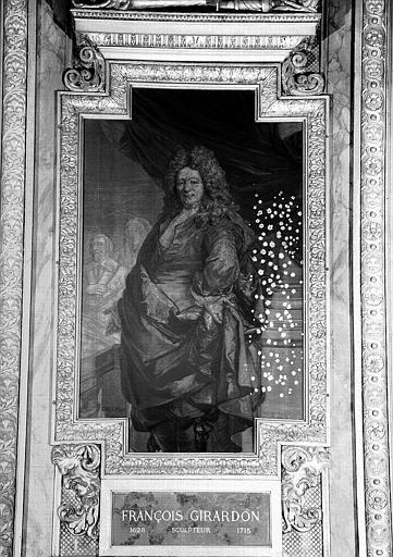 Galerie d'Apollon : Tapisserie représentant François Girardon, sculpteur (1628-1715)