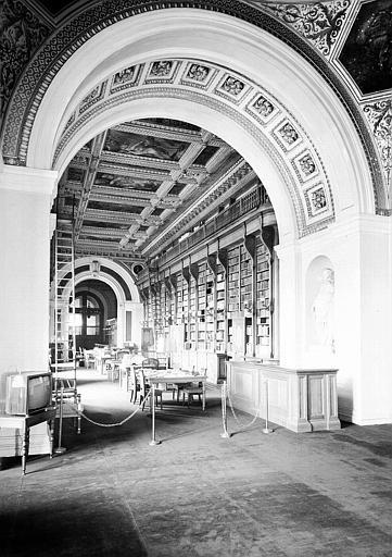 Bibliothèque : Vue d'ensemble
