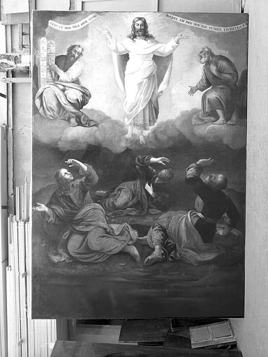 Peinture : Transfiguration