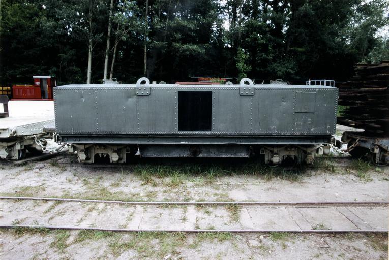 Wagon à appareils pivotants Péchot