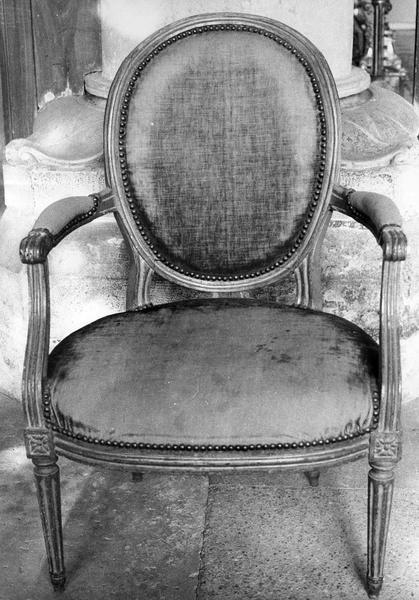2 fauteuils (paire)