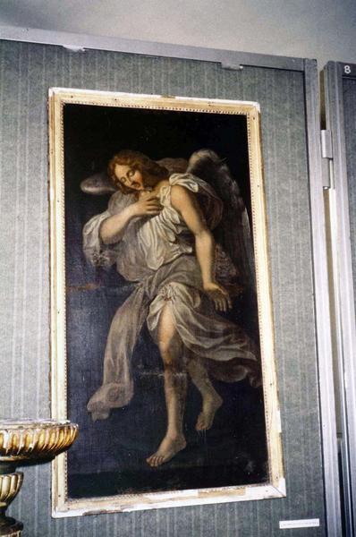 2 tableaux : Anges