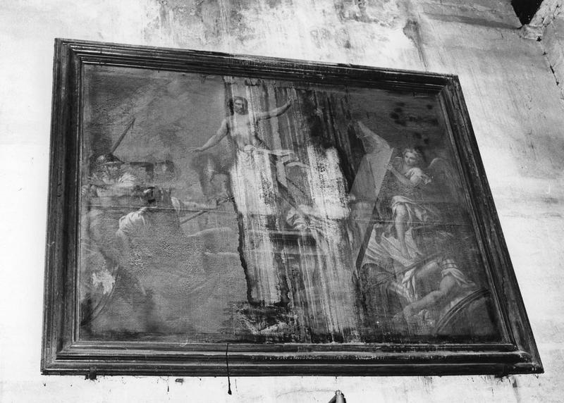 tableau : La Résurrection