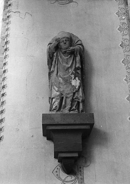statue : Saint Céphalophore