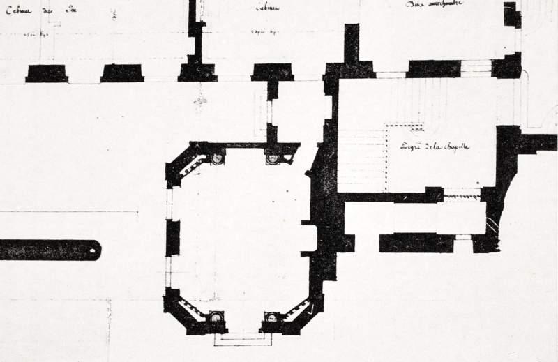Lambris de hauteur provenant du château de Fontainebleau