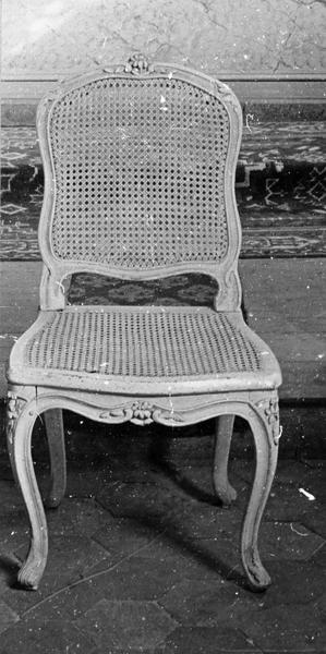chaise, vue générale