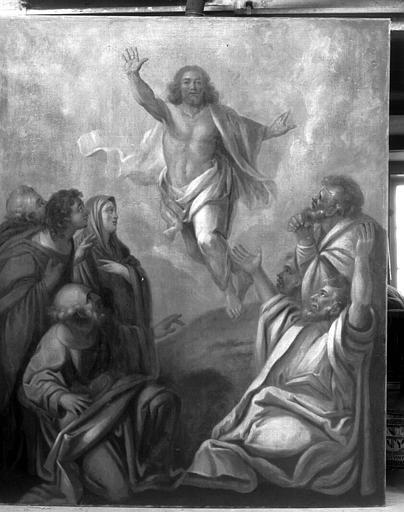 Peinture : Ascension