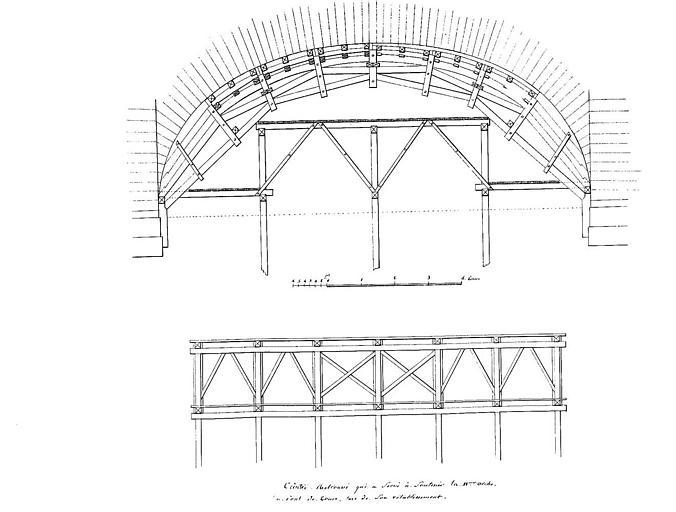 Grand Pont, dit Pont de pierre ou Pont Wilson