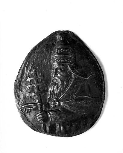 Médaille en bronze : Paul III