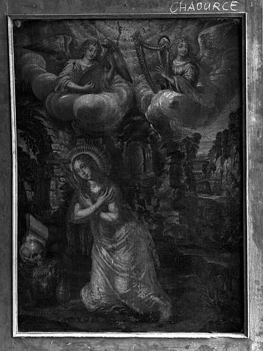 Peinture sur toile : Sainte Madeleine