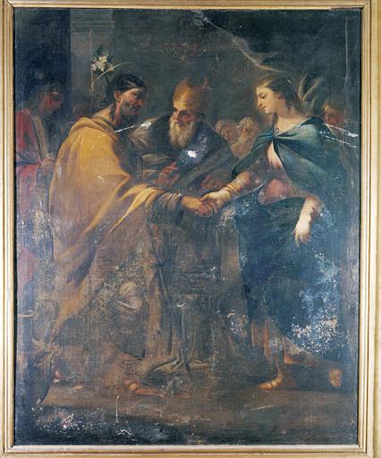 Tableau : Mariage de la Vierge (Le)