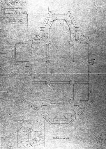 Plan général (calque)