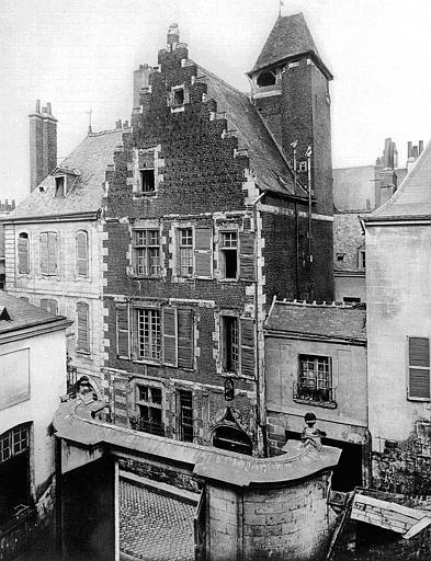 Maison de Tristant l'Hermite