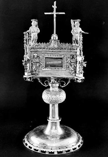 Reliquaire de Saint Gauderic