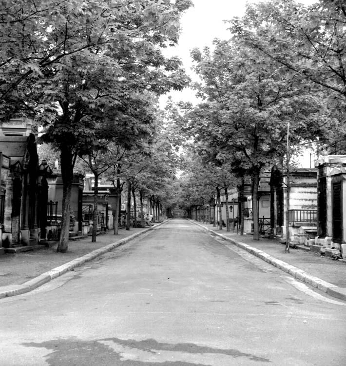 Avenue de la Croix, vue générale