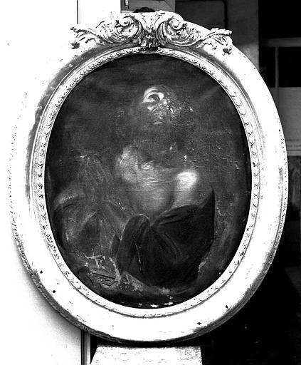 Peinture sur toile : Saint Pierre