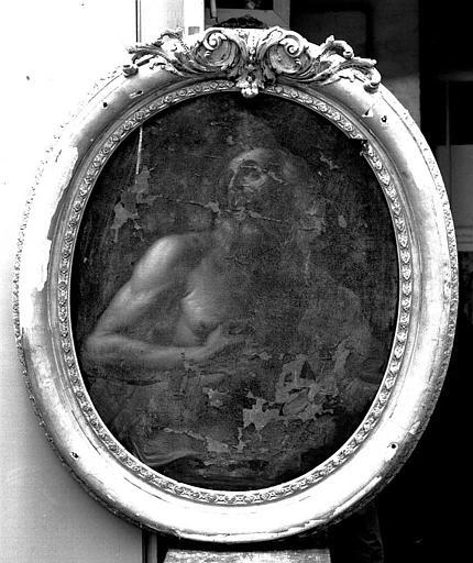 Peinture sur toile : Saint Jérôme