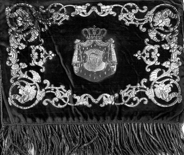 Missel romain de Venise ayant appartenu au Comte de Chambord : Rabat