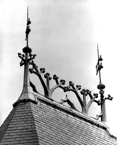 Crête d'un toit