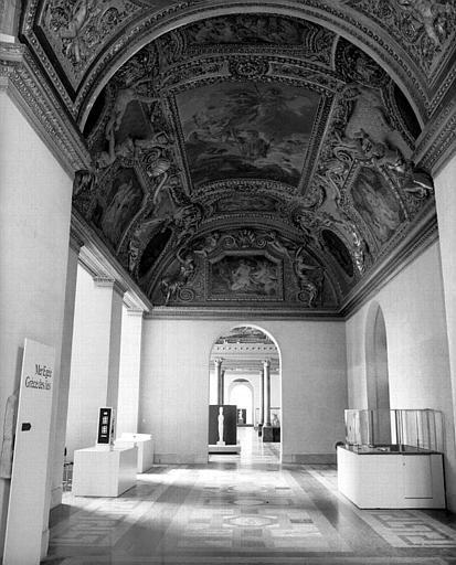 Salle de Mécène (antiquités grecques)